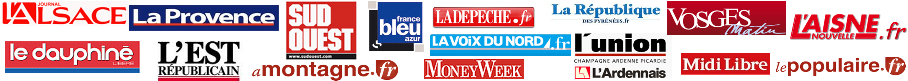 Consulter notre section presse
